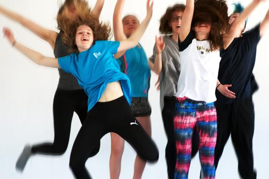 STARTTIVIIKKO virittää tanssijat syksyyn 10.-14.8.2020, tule mukaan!